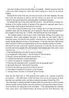 2014高考全国二卷英语真题