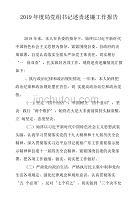 2019年度局党组书记述责述廉工作报告