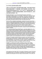 Essay写作范文-音乐教育中的具身认知理论