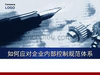 培训资料2-如何应对企业内部控制规范体系