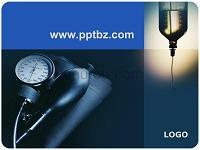 血压测试仪-医学ppt模板20页