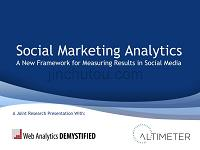 【营销学】SocialMarketingAnalytics