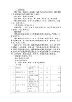 济宁经开区朱井社区(二期)棚改项目一区—B16#住宅楼道路工程专项施工方案