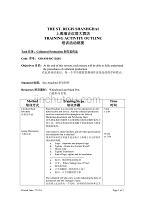 上海五星瑞吉红塔酒店培训教材—TAO-OH-SM-MCR-D201CollateralProduction