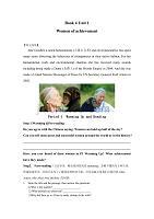 高中英语必修四导案全册精品