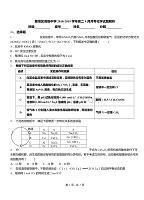 雁塔区高级中学2018-2019高中高二9地址考化学年上海育新月月图片