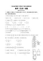 四川省泸县第二中学2019届高三三诊模拟数学(文)试题(含答案)